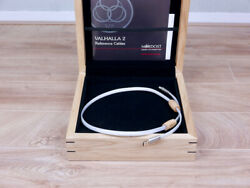 Nordost Valhalla 2 Reference Highend Audio Usb Cable Type A To B 10 Metre