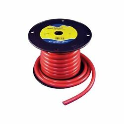 Marpac Boat Starter Cable 4 Gauge Red Length 100and039 600v 7-4414 Uscg Rohs