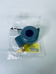 Prime-line Door Knob Lock-out Device Diecast Construction Gray Keyed Alike