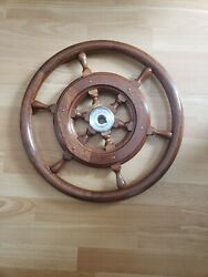 18and039and039 Boat And Yacht Steering Wheel
