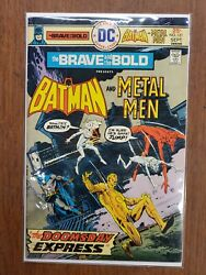 The Brave And The Bold 121 1975, Dc Batman