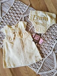 Juicy Couture Baby Dress 3-6 Months