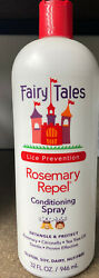 Fairy Tales Rosemary Repel Conditioning Spray 32oz Refill Size - Holiday Sale