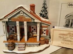 Christmas Colonial Village By Lefton - Cooper's Shop
