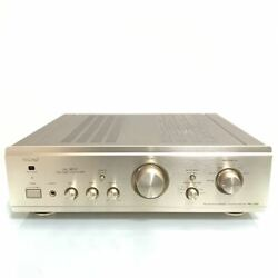 Denon Pma-1500r Integrated Amplifier Transistor Used Tested Working Vintage F/s