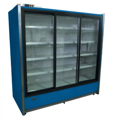 Rch 5d Remote Refrigerated Multideck Display Various Colours And Dimensions