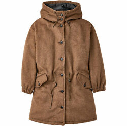 Womenand039s Filson Wool Mohair Parka - Choose Size - 20119693 Hairy Furry Camel Hood