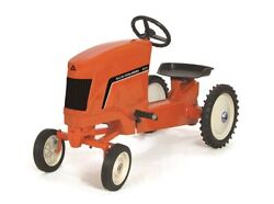 Hard To Find Allis Chalmers 8010 Wide Front Pedal Tractor By Scale Models Nib