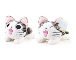 Set Of 2 Japanese Anime Chi's Sweet Home Cat Stuffed Plush Toys Dolls - 12in.