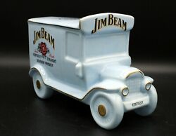Jim Beam Ceramic Whisky Delivery Truck 1996 Convention 1 Of 300 By Wade Iajbbsc