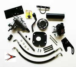 For 5556 Dodge And Plymouth Power Steering Conversion Kits