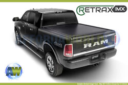 Retraxpro Mx Retractable Tonneau Cover For 07-20 Tundra 6.6and039 Bed W/ Rail System