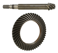 A168883 Gear And Pinion Fits Case Ih 480d 480e 480ell 480f 480fll