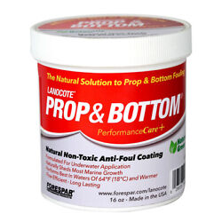 Forespar Lanocote Rust Andamp Corrosion Solution Prop And Bottom - 16 Oz.