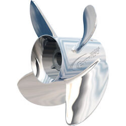 Turning Point Expressandreg Mach4andtrade - Left Hand - Stainless Steel Propeller