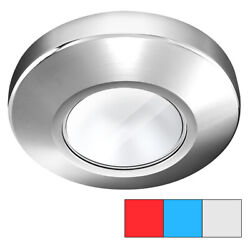 I2systems Profile P1120 Tri-light Surface Light - Red Cool White Andamp Blue - C