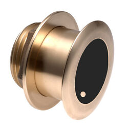 Airmar B175hw Bronze Thru Hull 20anddeg Tilt - 1kw - Requires Mix And Match Cable