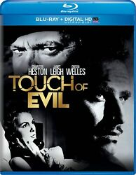 Touch of Evil Blu ray Orson Welles NEW