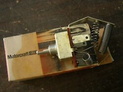 Nos Oem Ford 1963 1964 Galaxie + Fairlane Ac Blower Control Switch 4 Hang On Ac
