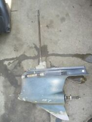 Yamaha 250hp 4 Stroke Outboard Lower Unit With 25 Shaft 61a Parts Only