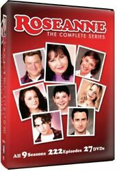 Roseanne Complete Series Dvd New