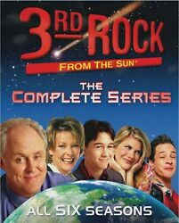 3rd Rock From The Sun - Complete Series Dvd New