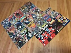 Lot Of 20 The Punisher War Journal Comic Books - Nm
