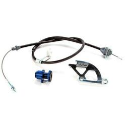 Mustang Hd Adj Clutch Cable Quadrant And Fw Adjuster Fits 1979-1995 Ford Mustang