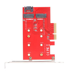 M.2 Nvme Ngff Ssd Bkey M Key M.2 Ngff Ssd To Pci-e Express X4 Adapter Slots T5s9