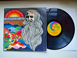 Strawberry Alarm Clock Wake Up...It#x27;s Tomorrow Orig UNI 73025 LP Psych rare VG