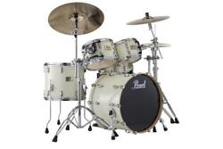 Pearl 24x15 Session Studio Classic Bass Drum Drum Antique Ivory Gloss Ssc241