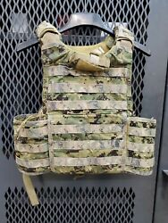 Aor2 Camouflage Bae Sds Rbav Plate Carrier Size Medium Large Seal Swcc Nsw 2