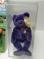 Rare Princess Diana Ty Beanie Baby 1997 Excellent Condition