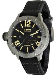 U-boat 9007 Sommerso Automatique 46mm 30atm