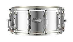 Pearl Music City Custom 13x6.5 Reference Series Snare Mirror Chrome Rf1365s/c4