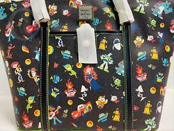 Nwtdooney And Bourkedisney Parkspixar Tote21093a S180