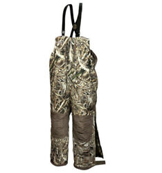 Drake Real Tree Lst Insulated Bib Max Five Size 12 Youth New