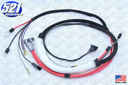Positive Battery Cable Concours 426 Hemi Auto Fit 68 69 Charger Coronet Superbee