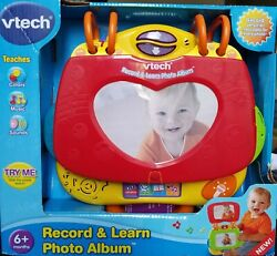 Reduced - Vtech Record And Learn Photo Album - New In Box