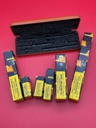 Brown And Sharpe 599-590 Telescoping Hole Gage Set In Stock Vintage