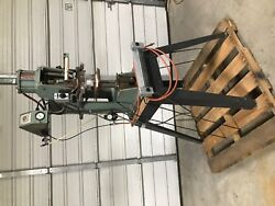 Kensol K 25 T Hot Stamp Foil Press, Heats To 550 And Holds Under Power Rosin