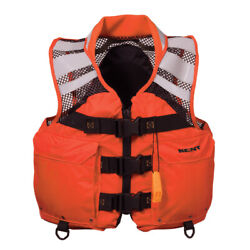 Kent Mesh Search And Rescue Sar Commercial Vest - Small