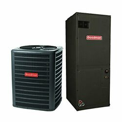 Goodman 2 Ton 14 Seer Heat Pump Bundle Gsz140241 Aruf25b14