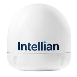 Intellian I6/i6p/i6w/s6hd Empty Dome And Base Plate Assembly