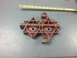 Cylinder Head From A 1956 30 Hp Johnson Outboard Motor Rde-18c