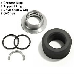 For Sea-doo C-clip Support Carbone Ring Kit Gtx 4tec Gti Gts Wake Rxp 130 155