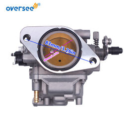 66t-14301-60 Carburetor For Yamaha Outboard Motor 2 Stroke Old Series E40xmh