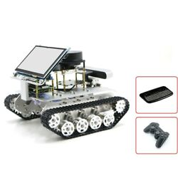 Tracked Vehicle Ros Car Robotic Car W/ Touch Screen A1 Standard Radar Masternew