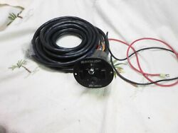 Jabsco Xylem 12v Remote Control Searchlight Light Controller 43670-0003 W/cable