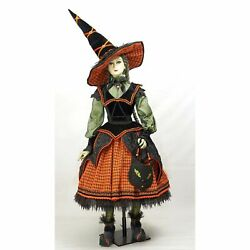 Katherine's Collection 2021 Lucinda Jinx Witch Doll, Life Size
